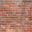 Pattern of bricks in harmonic row — Stock Photo #12207545