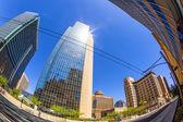 Perspektywy wieżowców centrum phoenix — Zdjęcie stockowe