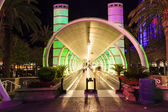 Entrance of Ballys Hotel and Casino on the Vegas Strip in Las Ve — Stock Photo