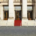 Famous historic Casino and Kurhaus in Wiesbaden — Stock Photo #12274411
