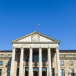 Famous historic Casino and Kurhaus in Wiesbaden — Stock Photo #12275785