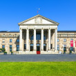 Famous historic Casino and Kurhaus in Wiesbaden — Stock Photo #12276012