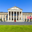 Famous historic Casino and Kurhaus in Wiesbaden — Stock Photo #12276252