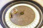 Foucault pendulum in Griffith park observatory — Stock Photo