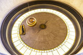 Foucault pendulum in Griffith park observatory — Stock Photo
