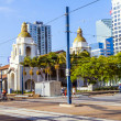 Stock Photo: Famous Union Station in SDiego, USA