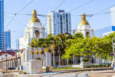Famous Union Station in San Diego, USA — Stock Photo