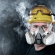Stock Photo: Rescue worker