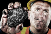 Coalminer — Stock Photo