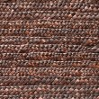 Brown wicker texture — Foto de Stock