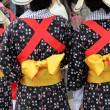 Traditional kimono — Stock Photo