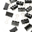 Binder clips — Stock Photo #11345157
