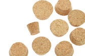 Cork stopper — Stockfoto
