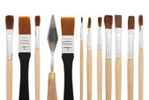 Paintbrushes — Stockfoto