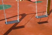Swing (teeter) — Stock Photo