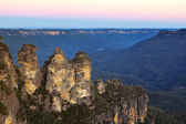 The Three Sisters — Stock Photo