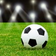 Soccer light — Stock Photo