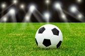 Fußball-licht — Stockfoto