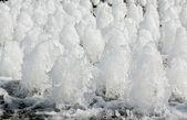 Acqua spumeggiante — Foto Stock