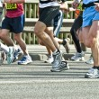 Marathon runners — Stock Photo #10896623