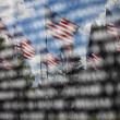 Stock Photo: AmericMemorial