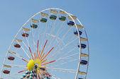 Fairground wheel — Stock Photo