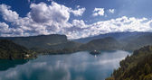 View of Bled — Stock Photo