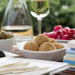 Summer Tapas — Stock Photo