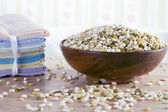 Healthy Grain Mixure — Stock Photo