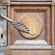 Ornate Door Handle — Stock Photo