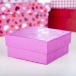 Постер, плакат: Pink Gift Box