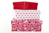 Valentines Gifts — Stock Photo