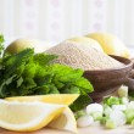 Healthy Ingredients — Stock Photo
