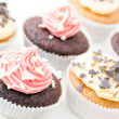 Tempting Cupcakes — Stock Photo