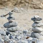 Pile of stones — Stock Photo #11576477