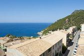 Banyalbufar. Village in Majorca — Stock Photo
