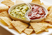 Nachos. — Stock Photo