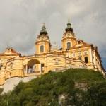 Melk abbey - austria, danube valley — Stock Photo #11936437