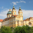 Melk abbey - austria — Stock Photo