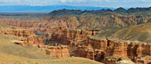 Charyn Canyon — Stock Photo