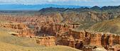Charyn Canyon — Stock Photo
