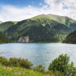 Kolsay Lake — Stock Photo