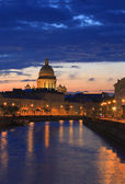 St. Isaac's Cathedral. — Stock Photo