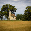 Small chapel — Foto Stock
