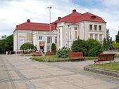 Kaliningrad, Russia. Historical and art museum (Shtadtkhall) — Stock Photo