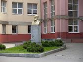 Kaliningrad A monument to the academician of Nominative Pavlov — Stock Photo
