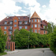 Stock Photo: Elite housing in Zelenogradsk Kaliningrad region, Russia