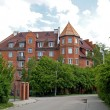 Elite housing in Zelenogradsk Kaliningrad region, Russia — Stock Photo #11392382