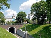 Kaliningrad, Russia. Townscape — Stock Photo