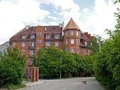 Elite housing in Zelenogradsk the Kaliningrad region, Russia — Stock Photo